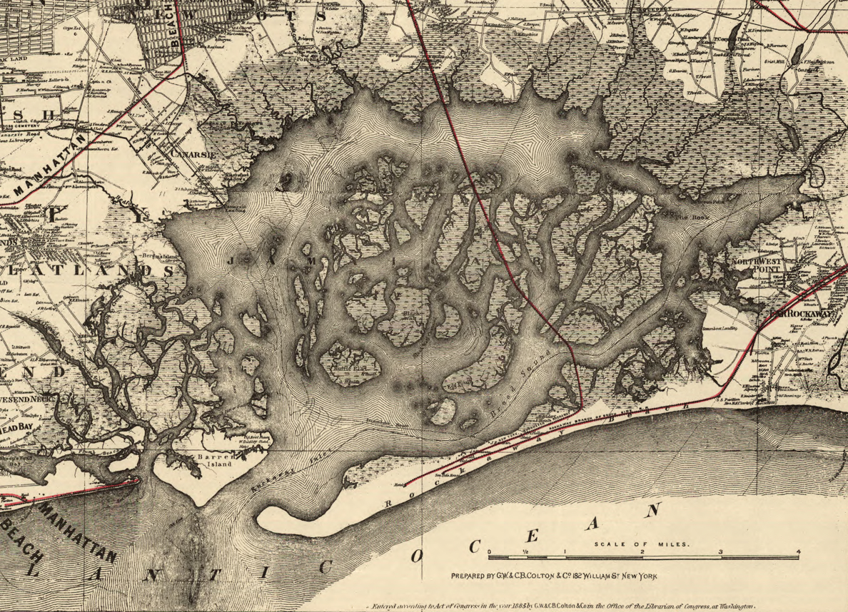 What Do You Do With the Garbage?  New York City's Progressive Era Sanitary Reforms and Their Impact on the Waste Management Infrastructure in Jamaica Bay