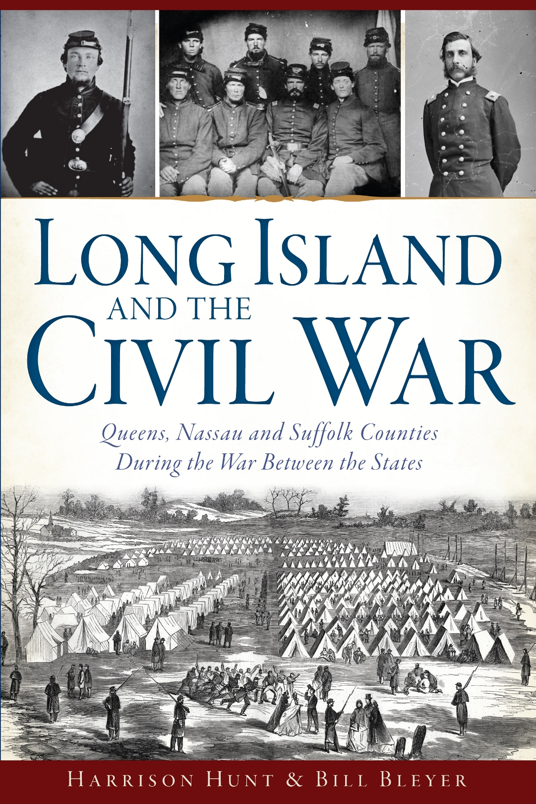 Long Island and the Civil War, Hammond review