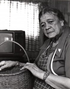 Alice Osceola Bunn Martinez, grandmother of author, ca. 1980's. By David Martine, Martine Collection