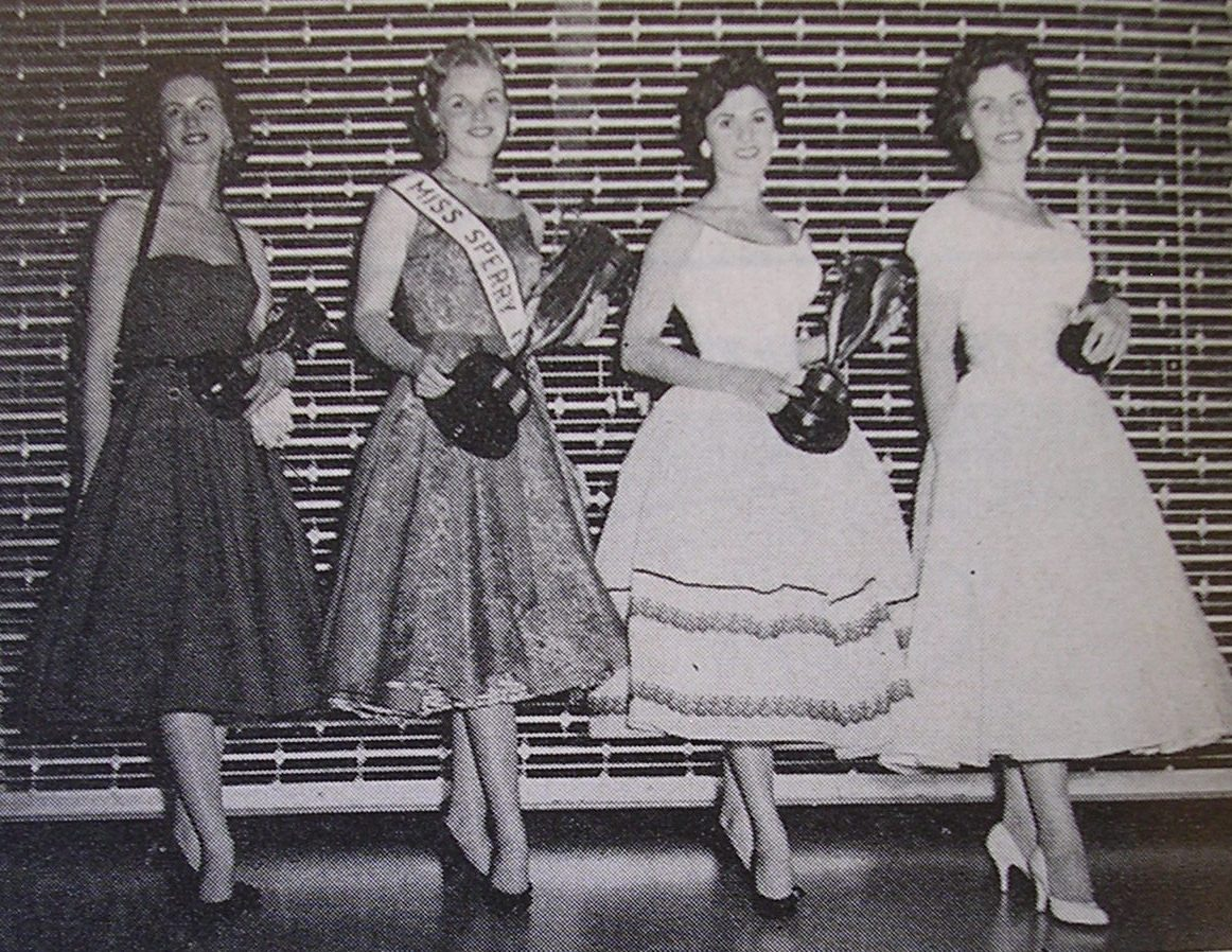 miss sperry corporate beauty pageants and the prizing of figure