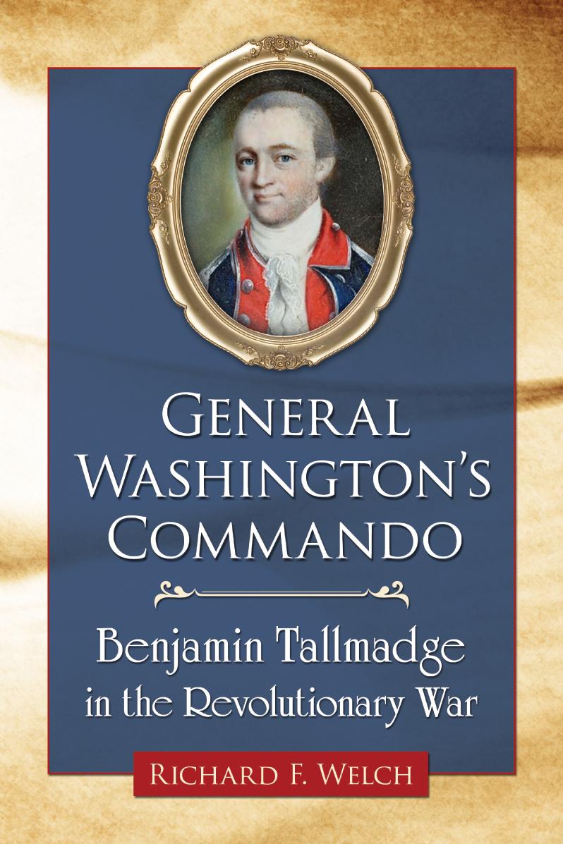 George Washington's Commando review, Becker