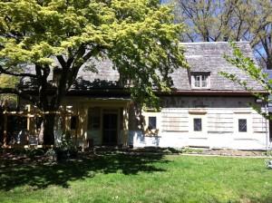 Figure 3: John Bowne House, Flushing, NY, May, 2013. Courtesy of the author.