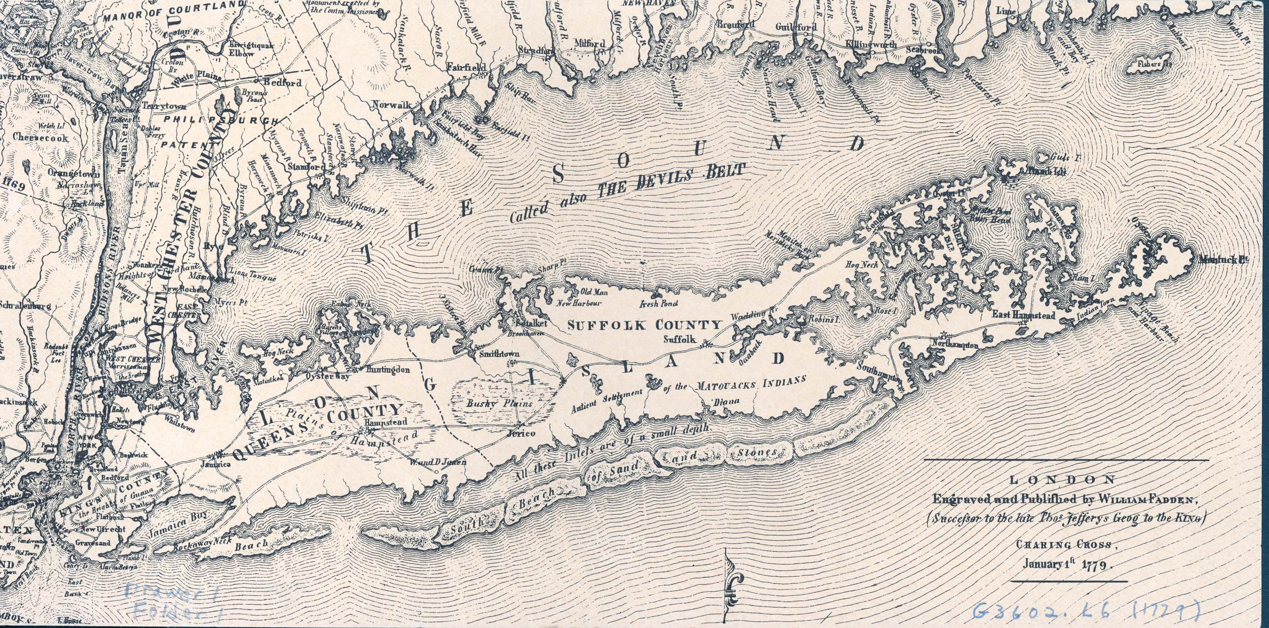 Richard Floyd IV Long Island Loyalist Long Island History Journal - Map of loyalists leaving us