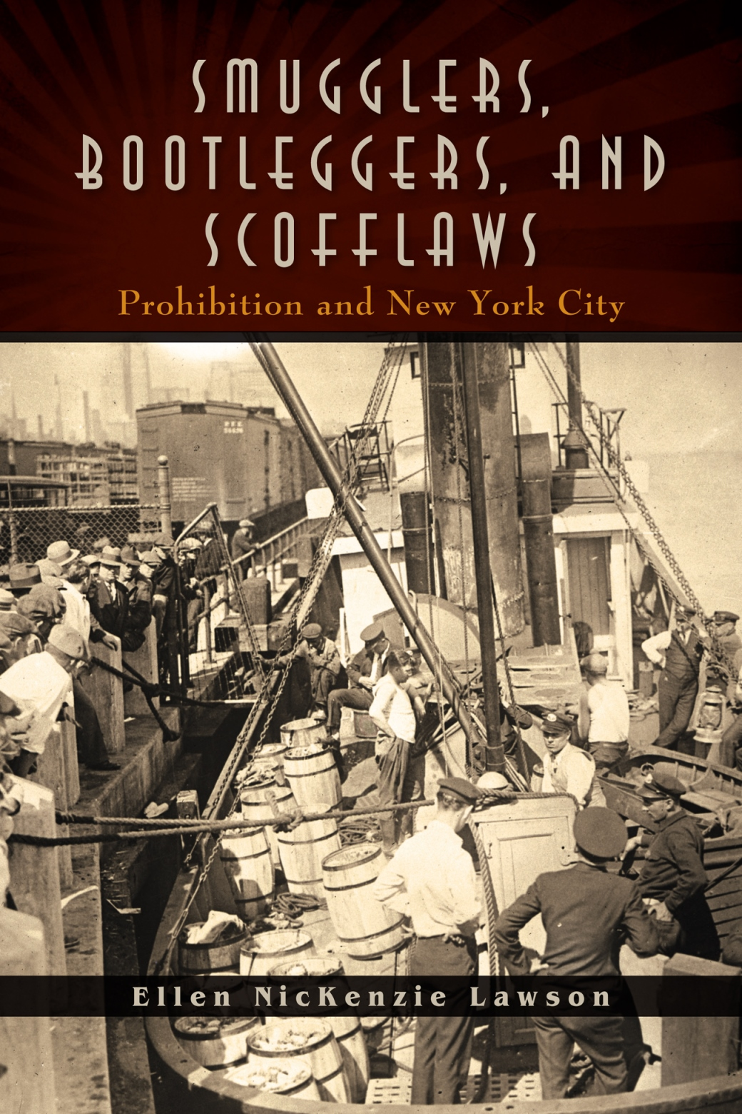 Smugglers, Bootleggers, and Scofflaws, Conrad review