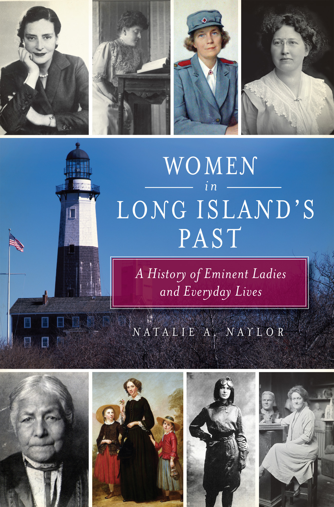 Women in Long Island's Past review, May