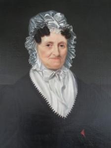 Figure : Phoebe G. Floyd, 1831. Shepard Alonzo Mount, oil on canvas.