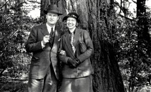 Fig. 7 Grace and Robert Cushman Murphy (undated). Courtesy Robert Cushman Murphy Collection, Box 24, Special Collections, Stony Brook University Libraries.