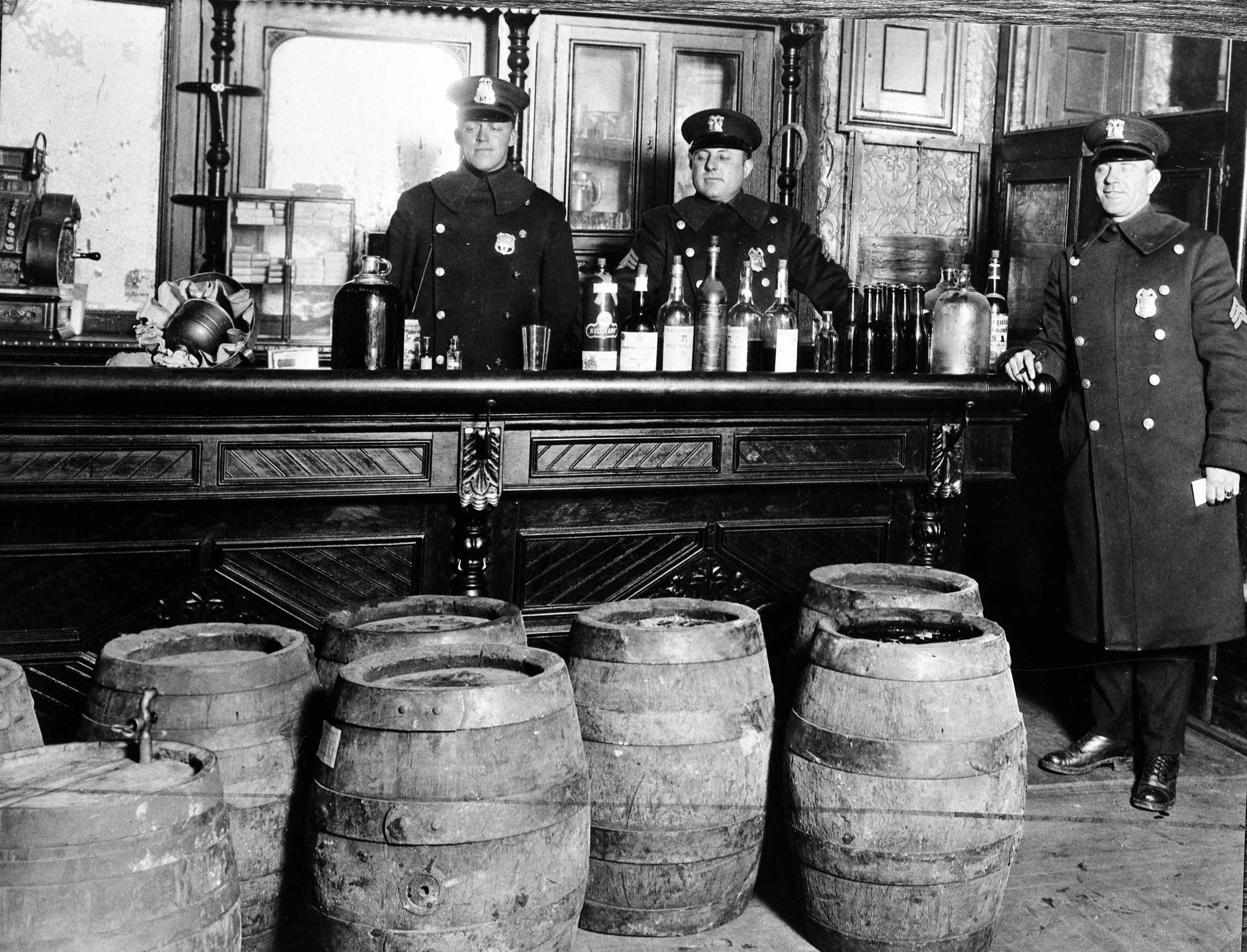 Long Island during Prohibition, 1920-1933
